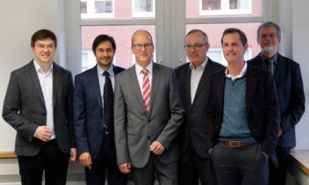 Otto Philipp Braun fördert die Blockchain-Forschung an der Universität Kassel