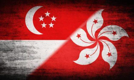 Global Trade Connectivity Network verbindet Hongkong und Singapur