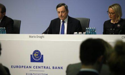 EZB-Präsident Draghi: Der Einfluss von Kryptowährungen ist gering