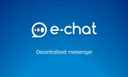 e-Chat befindet sich in seiner ersten ICO-Phase, die in 2 Wochen enden wird