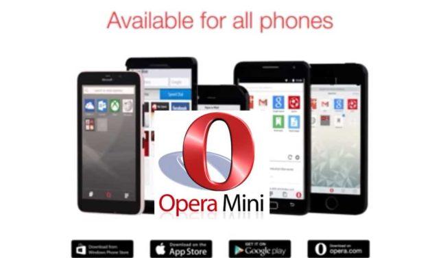 Krypto-Mining: Browser Opera schützt jetzt auch Smartphones