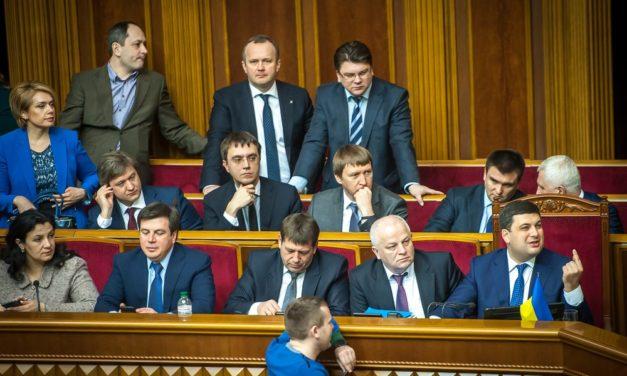 Ukraine: Politiker halten Bitcoin im Wert von 180 Millionen Euro