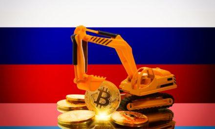 Russland: Industrielle Mining Farmen in den Startlöchern