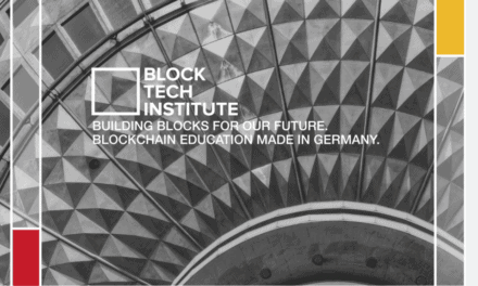 Startschuss für das neue Blocktech Institut