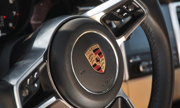 Porsche und Xain bringen Blockchain ins Auto
