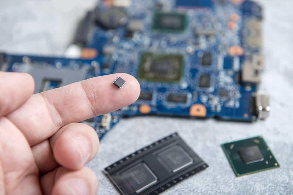 Kleinster Computer