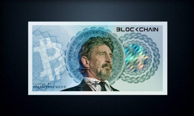 McAfee Redemption Unit: John McAfee plant eigene Fiatwährung