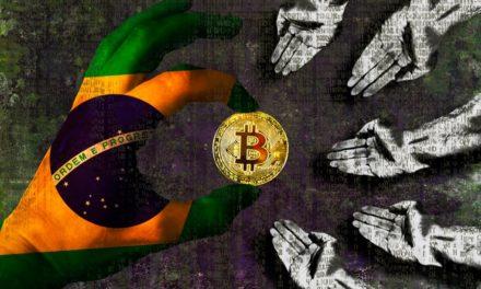 Kryptowährungen in Brasilien immer beliebter