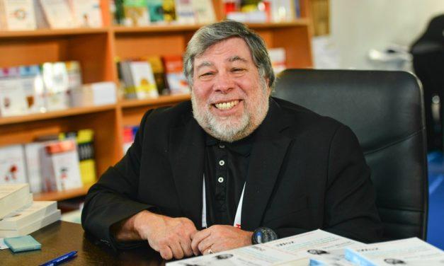 Steve Wozniak: Blockchain-Hype könnte sich zu einer Blase entwickeln