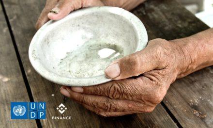 Binance: Förderung des United Nations Development Programme