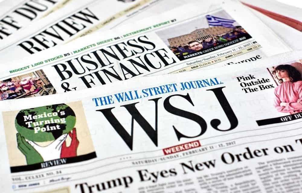 Wall Street Journal: Geldwäsche von 88 Millionen US-Dollar über Krypto-Börsen?