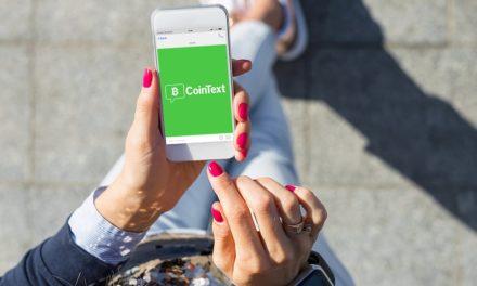 CoinText: Bitcoin Cash per SMS versenden