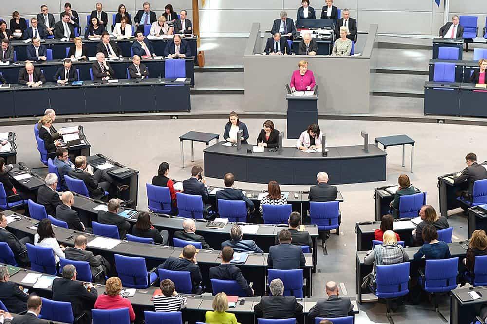 Wie Hoch Ist Der Bundestag In Berlin