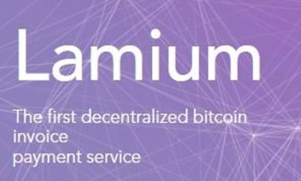 Lamium: Rechnungen bezahlen per Bitcoin