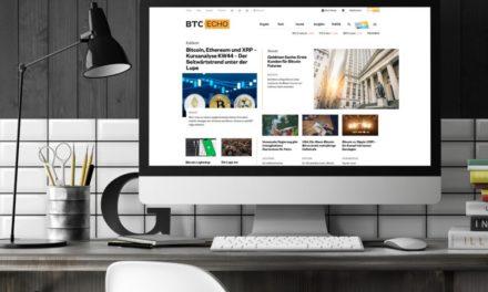 BTC-ECHO im neuen Design