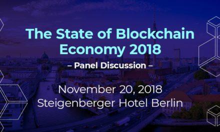 The State of Blockchain Economy 2018 – Das Blockchain-Event in Berlin
