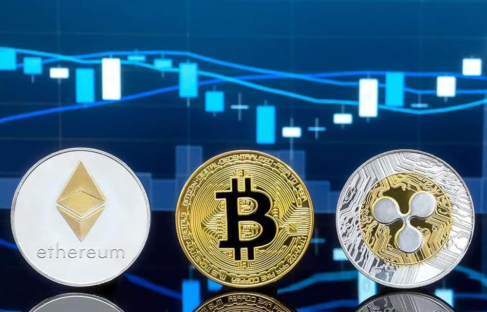 Bitcoin, Ripple und Ethereum – Kursanalyse KW48 – Mustergültige Abwärtsbewegung