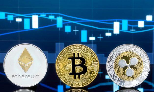 Bitcoin, Ethereum und Ripple – Kursanalyse KW01 – Seitwärtsbewegung baut Druck auf