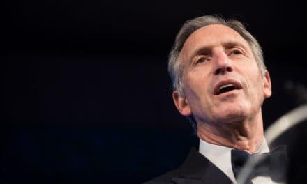 US-Wahlkampf: Will Ex-Starbucks-CEO & Blockchain-Befürworter Schultz ins Weiße Haus?