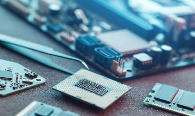 Krypto-Bärenmarkt: Grund für Umsatzrückgang in Mikrochip-Industrie?