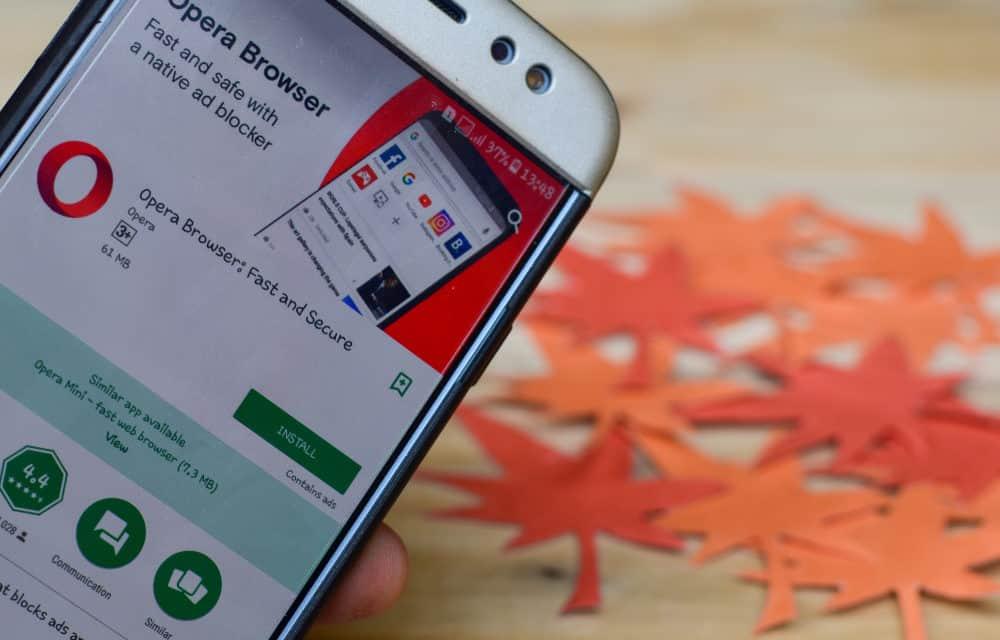 Innovation mit Haken: Android-Nutzer können Ether über Opera-Wallet kaufen