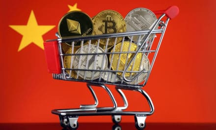 Krypto-Investments in Yuan stark gestiegen
