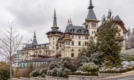 Luxus für Bitcoin – Schweizer Edelhotel akzeptiert BTC
