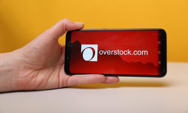 Blockchain-Tochter tZero beschert Overstock-Aktie satte Kursanstiege