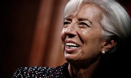 Draghi-Nachfolge: Christine Lagarde soll EZB-Präsidentin werden