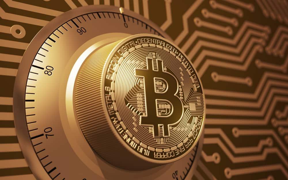 Bitcoin Sicher Aufbewahren