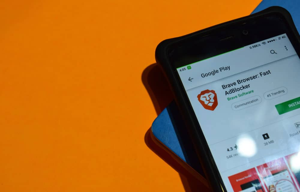 Brave ist beliebtester Android Browser in Japan