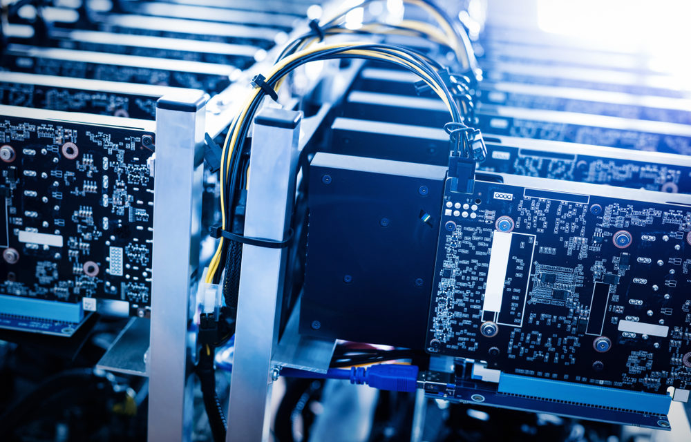 Bitcoin First: Investmentgruppe will autarkes Bitcoin-Mining