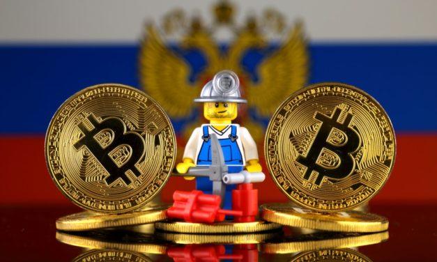 Bitcoin Mining: Putins Internet-Ombudsmann will 20 Prozent Marktanteil