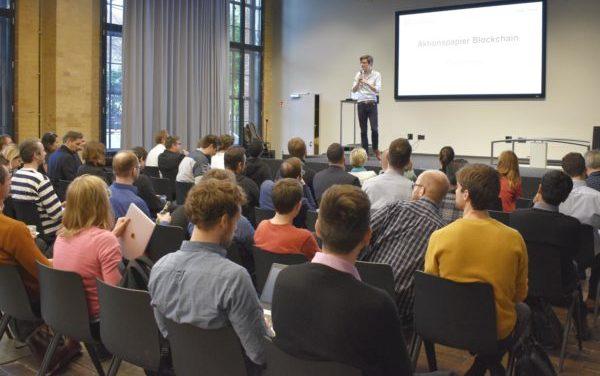 """Paperthon des Bundesblock stellt Blockchain-Strategie auf den Prüfstand – """"Aktuell ist die Verunsicherung noch sehr groß"""""""