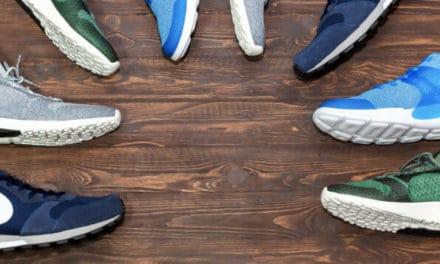 Nike patentiert Schuh-Token auf Ethereum Blockchain