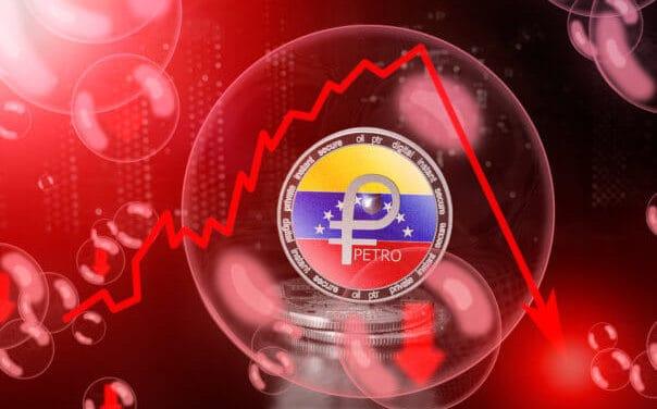 Venezuela: Maduros Kryptowährung Petro wird für halben Preis gehandelt
