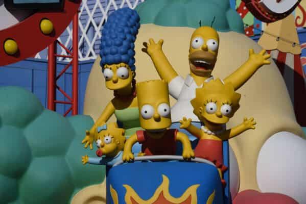 Ay, caramba! : Verheimlichen die Simpsons Satoshis wahre Identität?