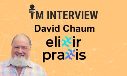 """Interview mit David Chaum: """"Die Währung der Zukunft sollte nichts sein, was ein staatlicher Akteur zu Fall bringen könnte"""""""