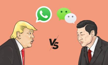 Kampf ums Geld: Wie Facebook mit WhatsApp gegen WeChat vorgeht