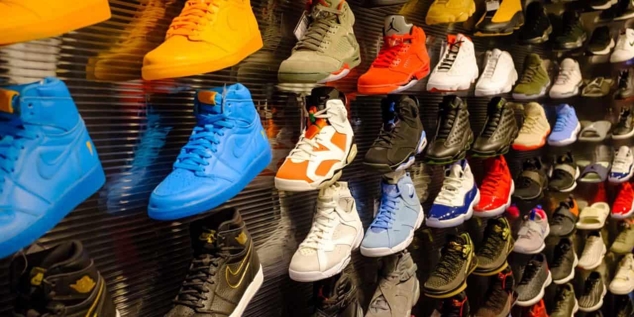 Blockchain-Adaption: VeChain verifiziert Echtheit von Nike-Schuhen