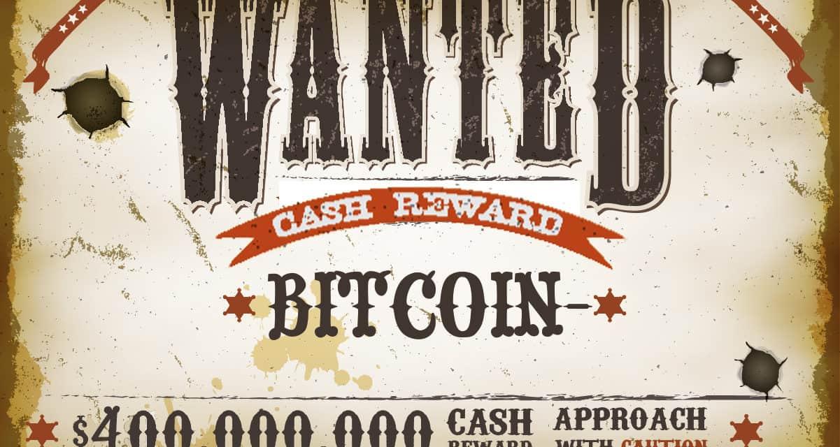 Bitfinex schreibt 400 Millionen US-Dollar für gestohlene Bitcoin (BTC) aus
