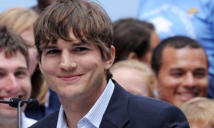 """""""Kunstwerk"""" von Ashton Kutcher wird als NFT versteigert"""
