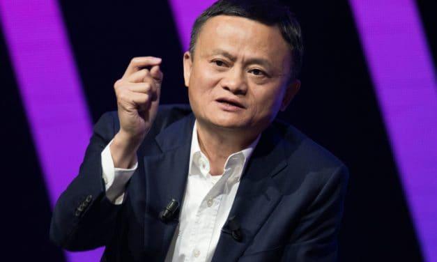 """Jack Ma macht auf """"Innovationsbremsen"""" der Finanzsysteme aufmerksam"""