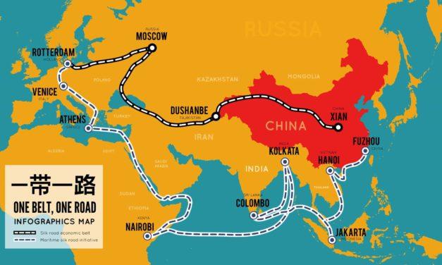 Neue Seidenstraße: Chinas Blockchain-Initiative läuft auf Hochtouren