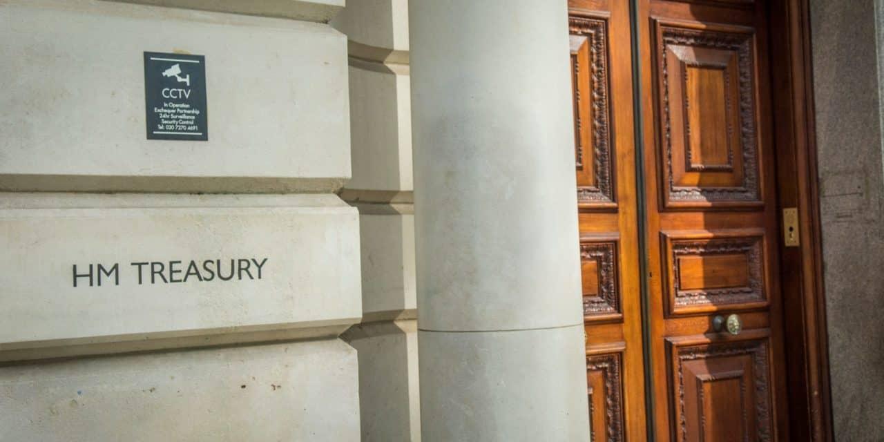 Britisches Finanzministerium hält Ripple für Exchange Token