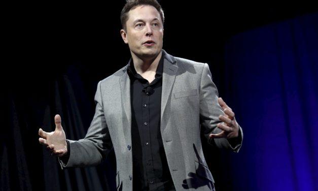 Elon Musk freundet sich mit Kryptowährungen an