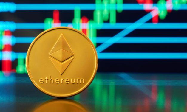 Ethereum-Transaktionen überholen Bitcoin, XRP stemmt sich gegen FUD