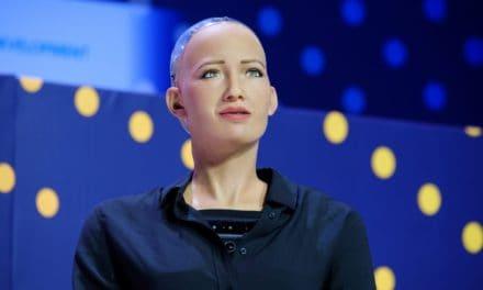 """""""Sophia the Robot"""" will eigene NFT-Reihe versteigern"""