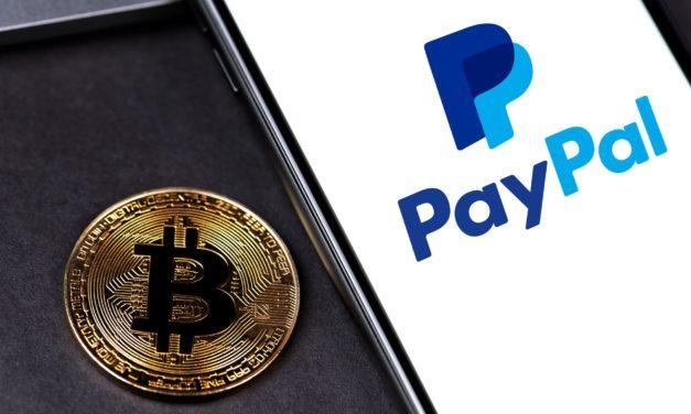 Breaking: PayPal startet ab sofort Zahlungen mittels Bitcoin und Co.