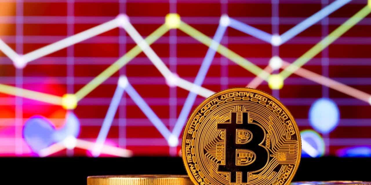 Bitcoin nimmt Korrekturbewegung wieder auf, Marktdominanz bricht ein